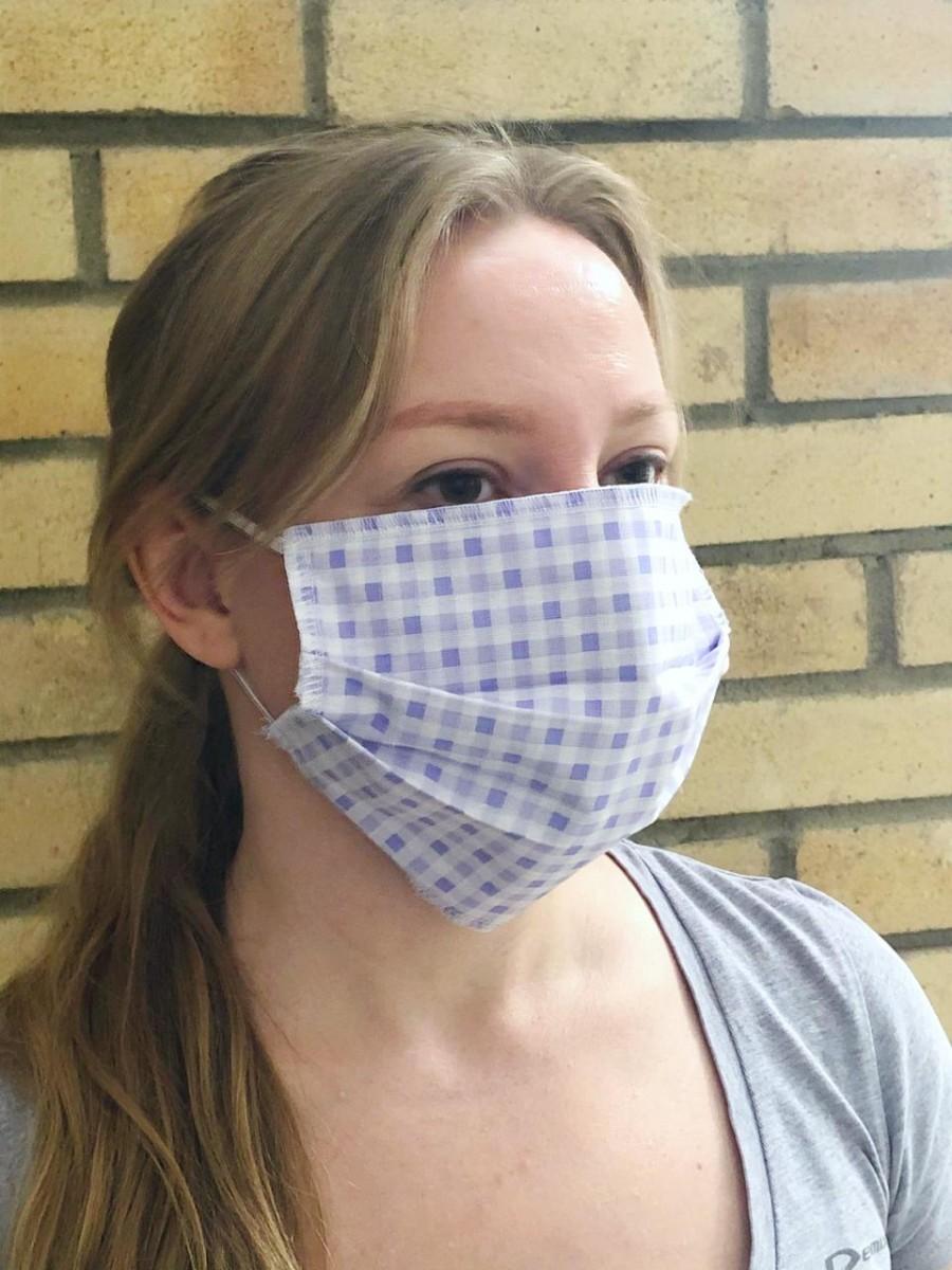 ООО «Швейная фабрика» отшивает 7000 масок в день