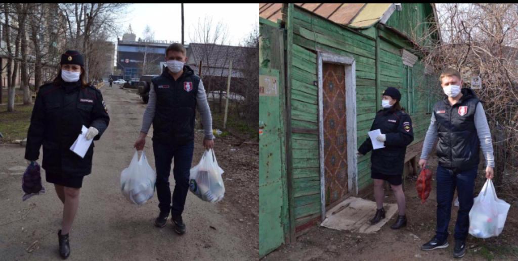 «Протяни руку помощи!» -  в Оренбурге предприниматели помогают нуждающимся семьям
