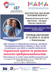 Мама-предприниматель в г. Новотроицке